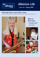 Issue 16 – Spring 2009